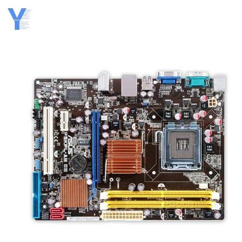 مادربرد سوکت 775 نسل دوم DDR2 استوک