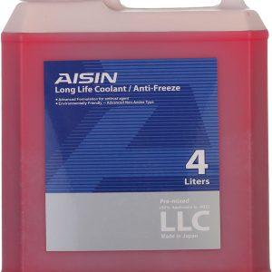 ضدیخ آیسین مدل Aisin LLC Red قرمز رنگ