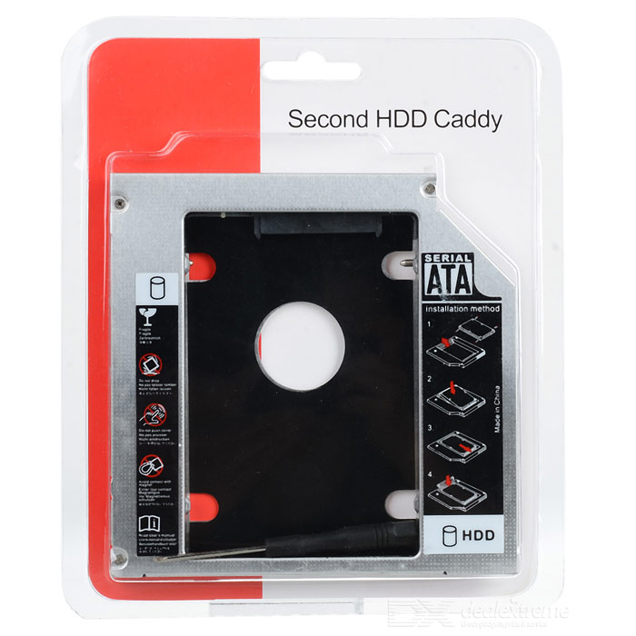 مبدل هارد HDD Caddy 12.7mm