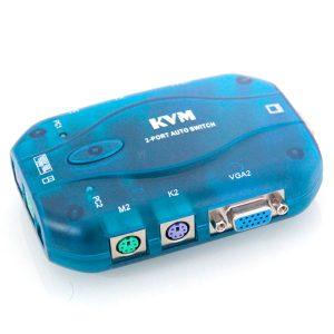 P-net FJ-102 2Port KVM Switch
