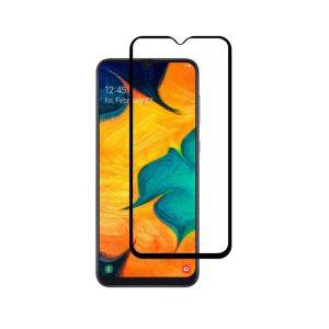 گلس گوشی سامسونگ Galaxy A30s مدل تمام صفحه