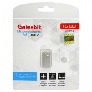 Galexbit Micro metal series M3 16GB USB2.0 Flash Memory